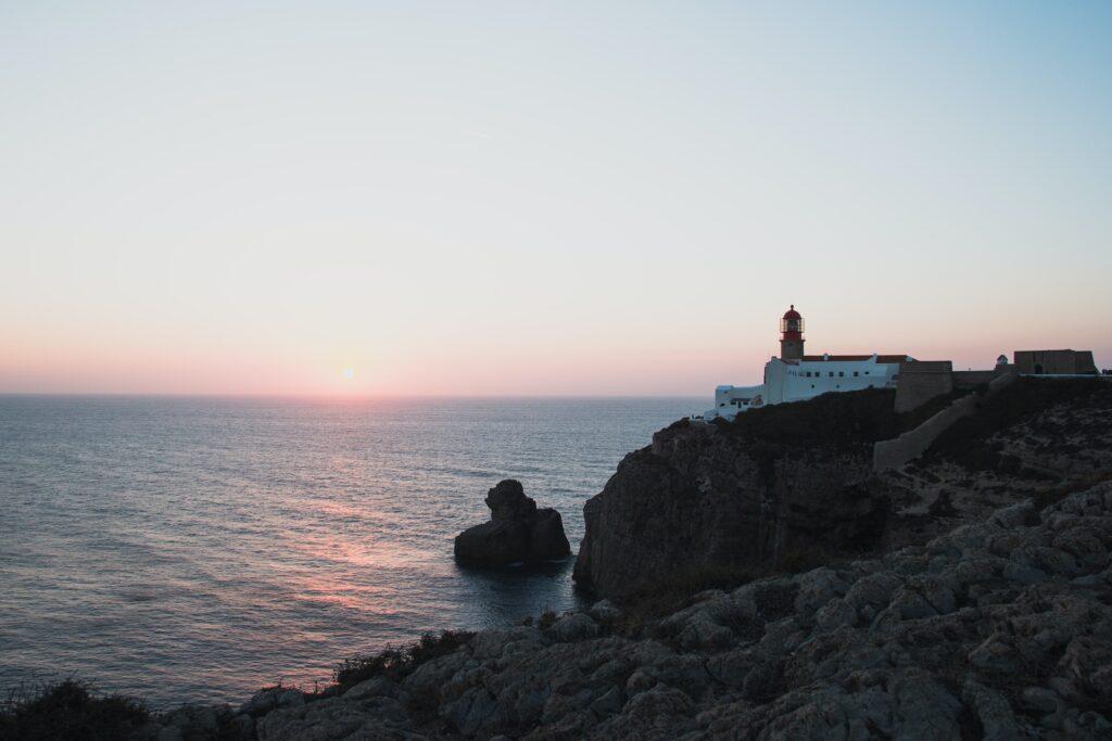 Find et godt sted at bo i Sagres Portugal